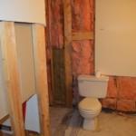 Bathroom demo..done