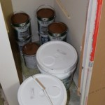 Paint bought and delivered. Did you know you can get 30% off at Cloverdale Paints if your are an AMA member?