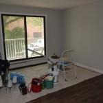 LIVING ROOM/ BALCONY -  patio furniture (balcony)- garage sale, $10 -baseboards- kijiji-FREE!!