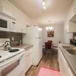 Fully stocked custom kitchen